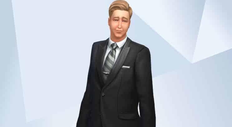 David Cameron, Sims 4