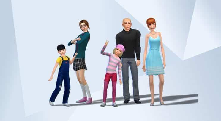 Despicable Me, Sims 4