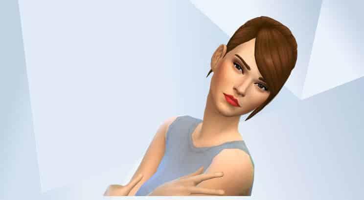 Emma Watson Sims 4