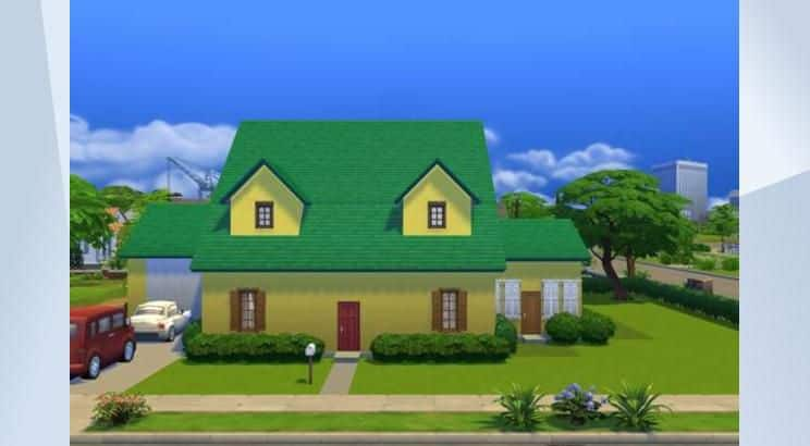 Family Guy, Peter & Lois Griffin' House
