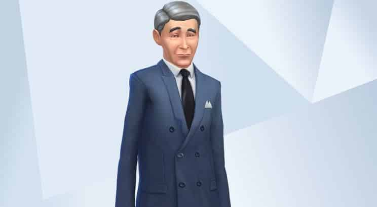 George W. Bush Jr., Sims 4