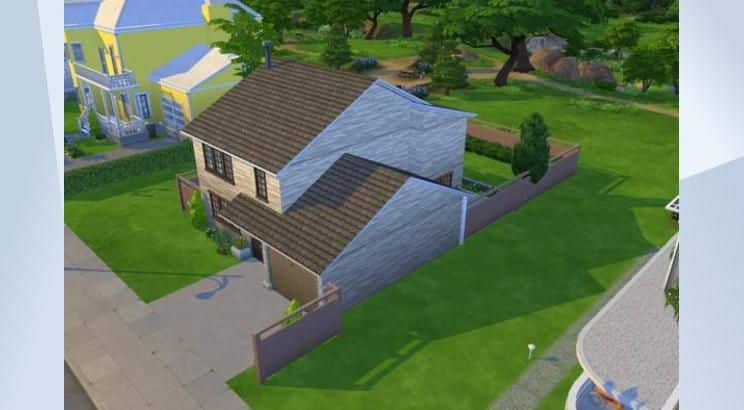 Harry Potter, Dursley's House, Sims 4