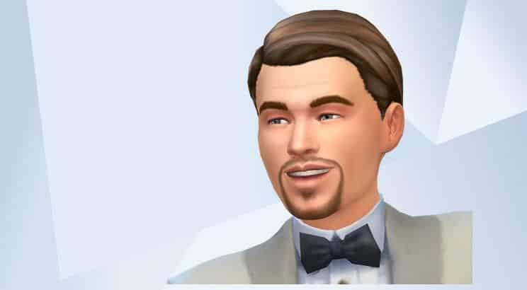 Leonardo DiCaprio, Sims 4