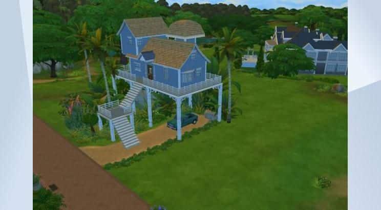 Lilo & Stitch, Lilo & Nani's Home, Sims 4