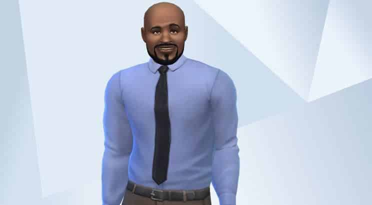 Shaquille O' Neal, Sims 4