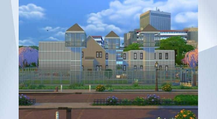 The Walking Dead, The Prison, Sims 4