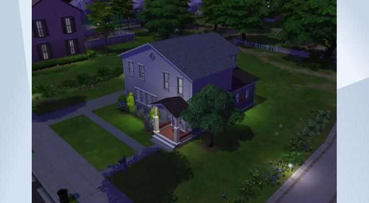Toy Story, Andy's House, Sims 4