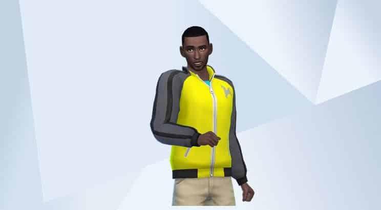 Usain Bolt, Sims 4
