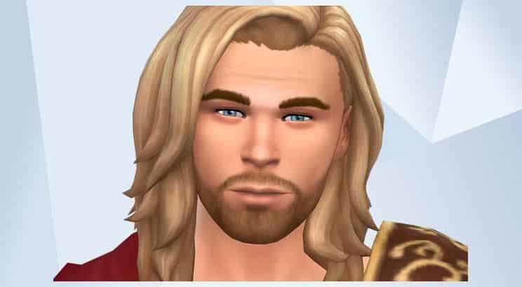 Thor, Sims 4