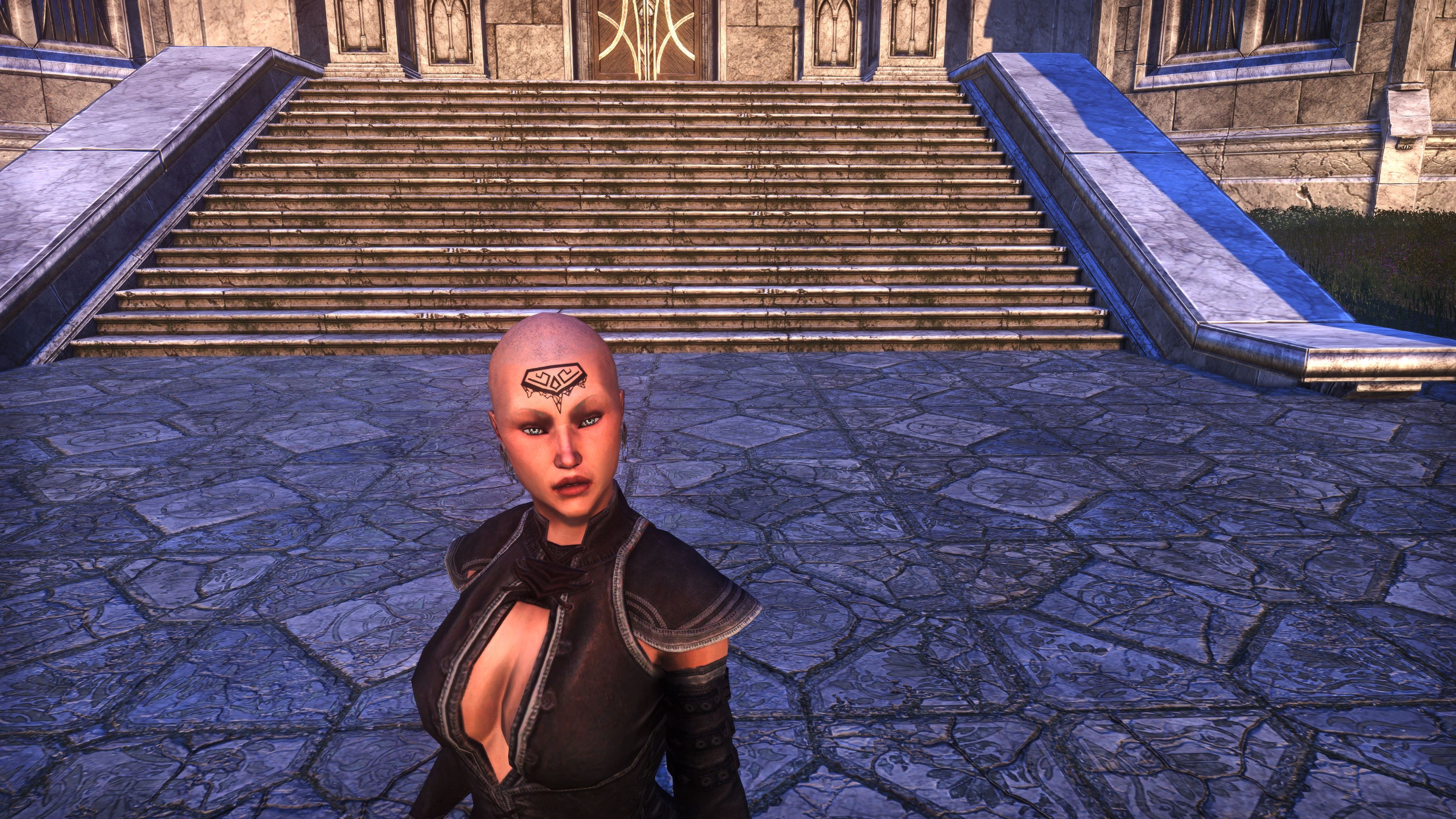 Alftand Glacial Face Tattoos (Appearance > Face Markings), Psijic Vault Crate, The Elder Scrolls Online