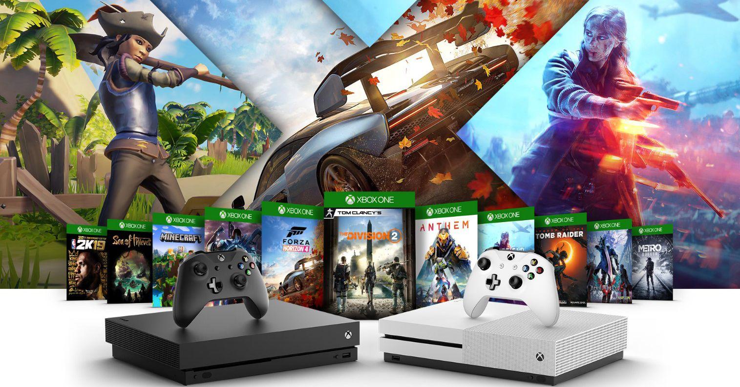 Console List - All Xbox Consol...