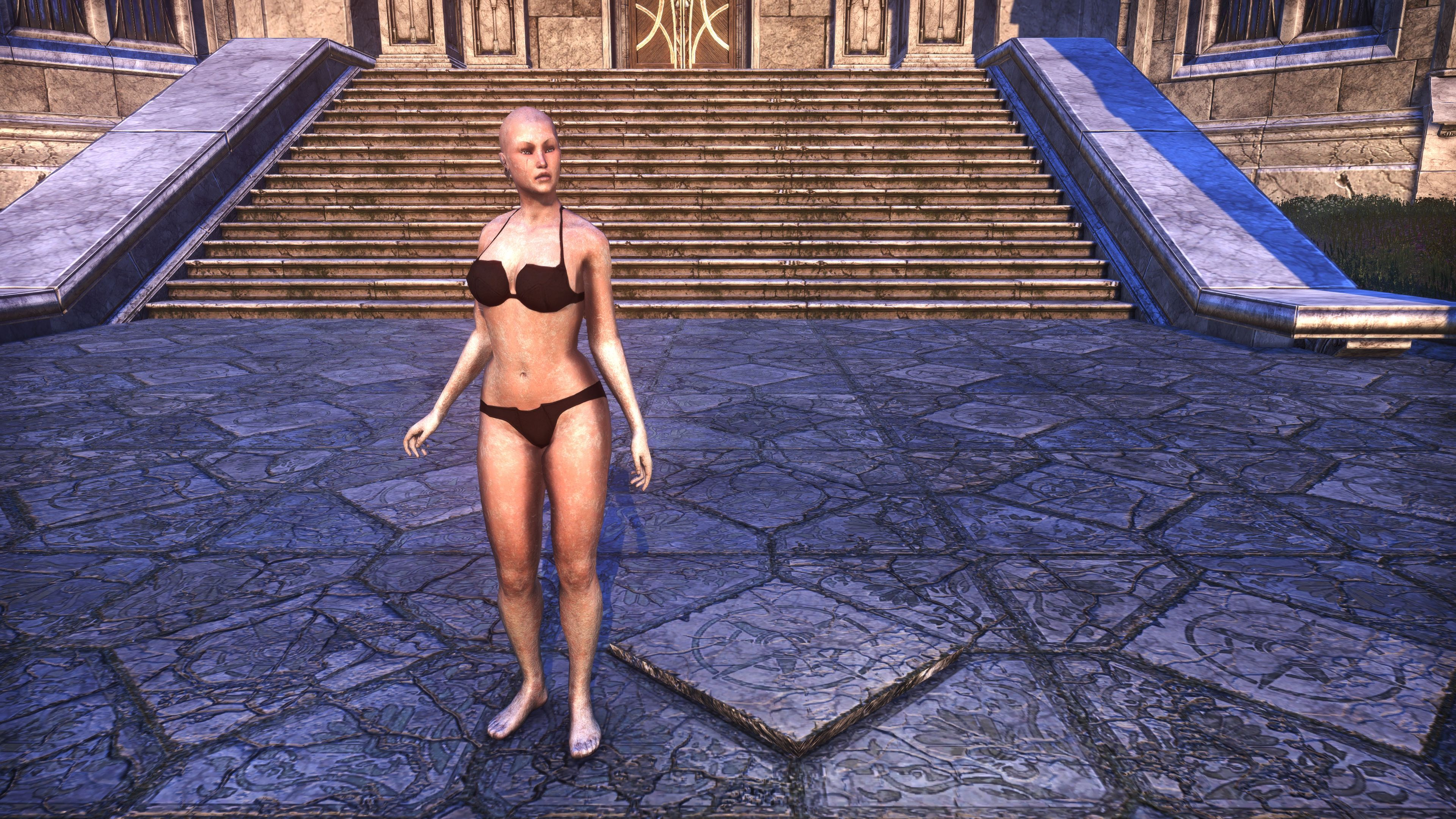 Arctic Rime Skin (Appearance > Skins), Psijic Vault Crate, The Elder Scrolls Online