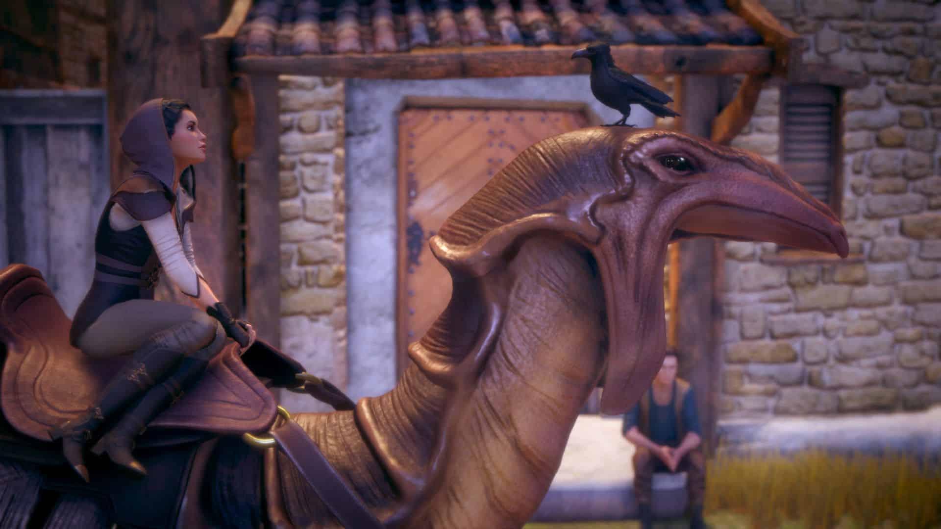 Dreamfall Chapters, Games Like Life Is Strange