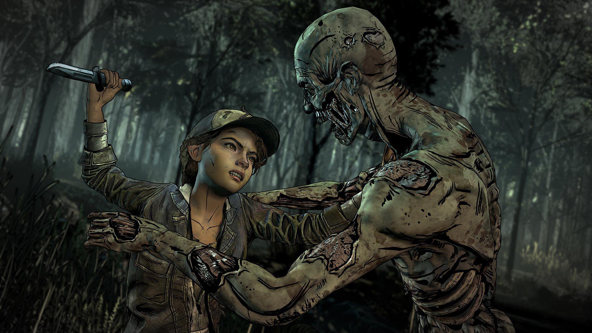 The Walking Dead: The Final Season, Games Like Life Is Strange