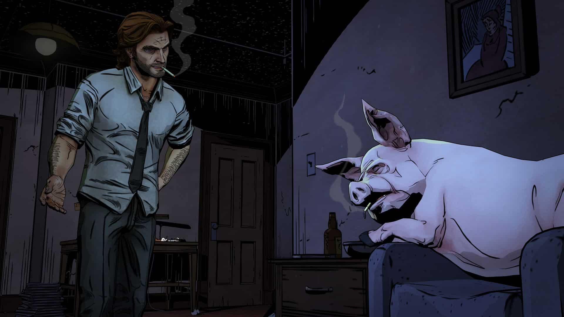 The Wolf Among Us, Games Like Life Is Strange