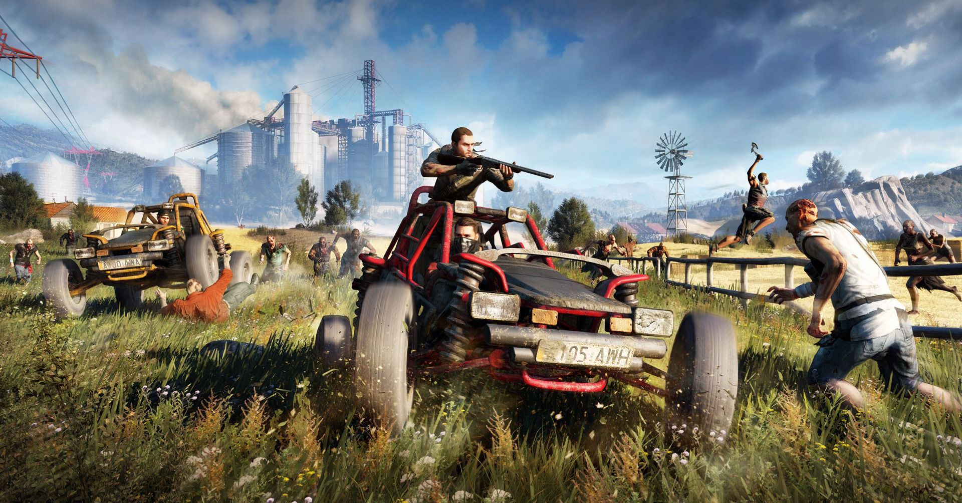 Best Of - Top 17 Co-Op Games for PC & Consoles (Xbox One, PS4
