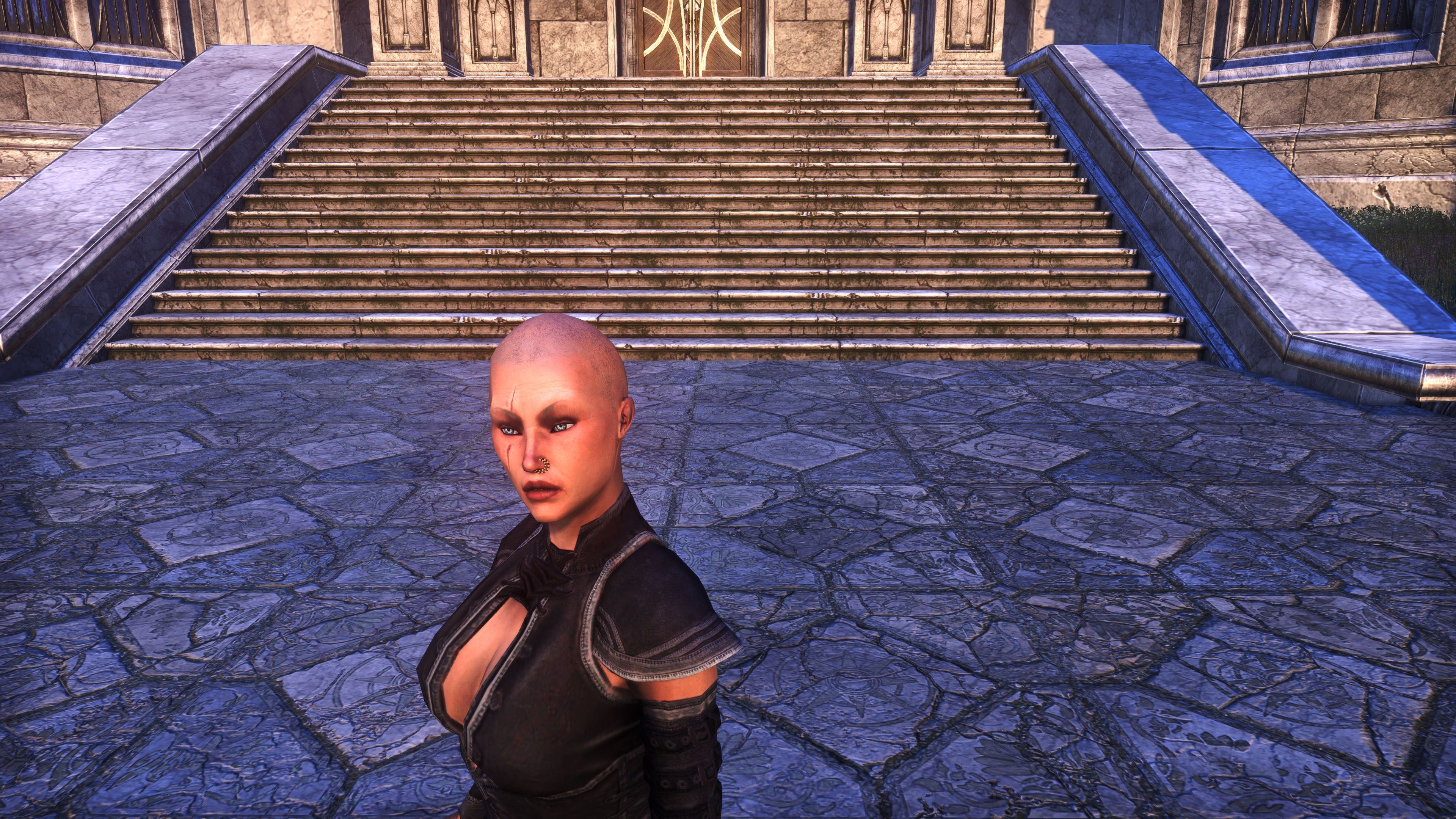Coral Snake Nose Ring (Appearance > Minor Adornments), Psijic Vault Crate, The Elder Scrolls Online