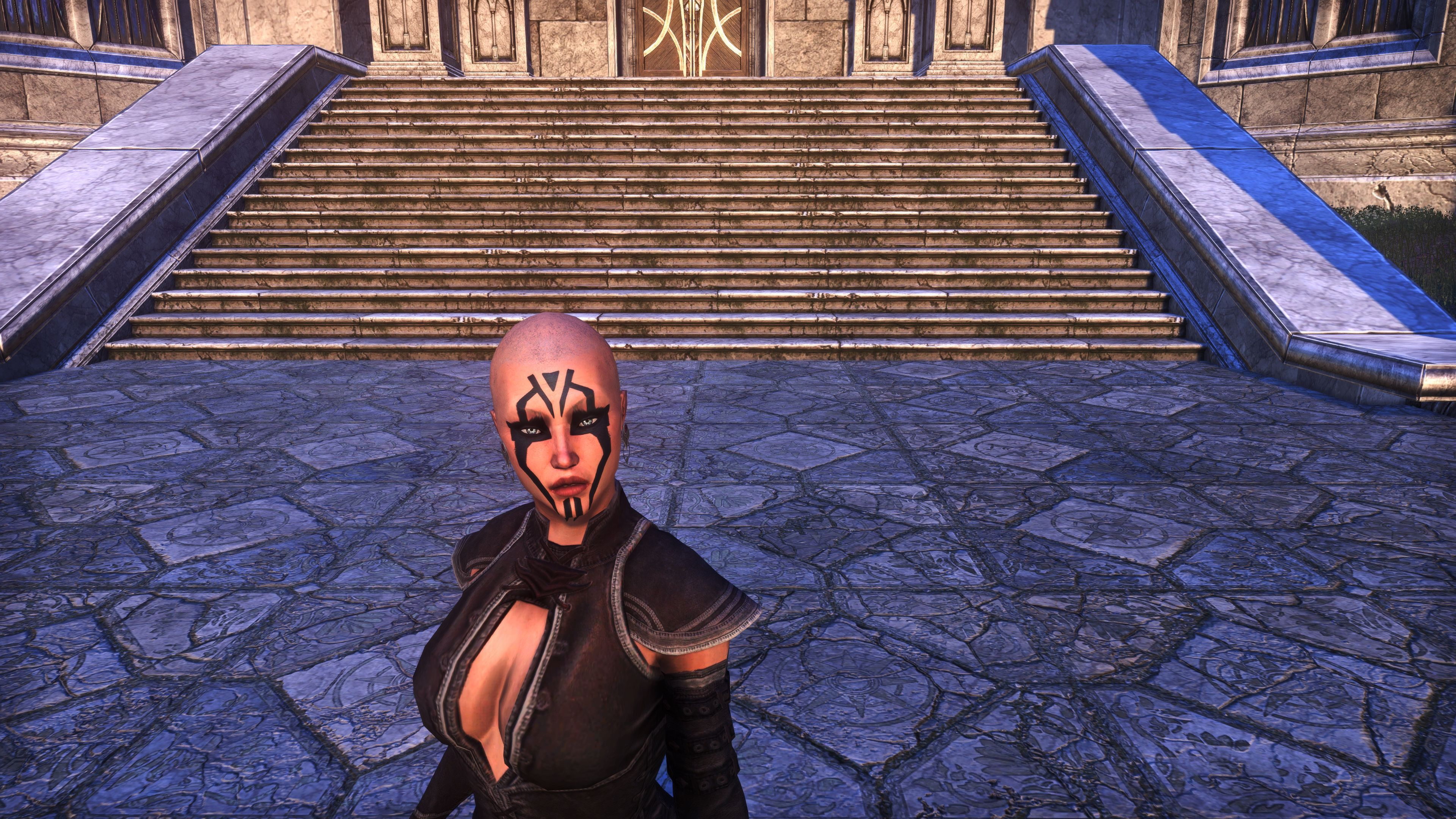 Dwarven Centurion Face Tattoos (Appearance > Face Markings), Psijic Vault Crate, The Elder Scrolls Online