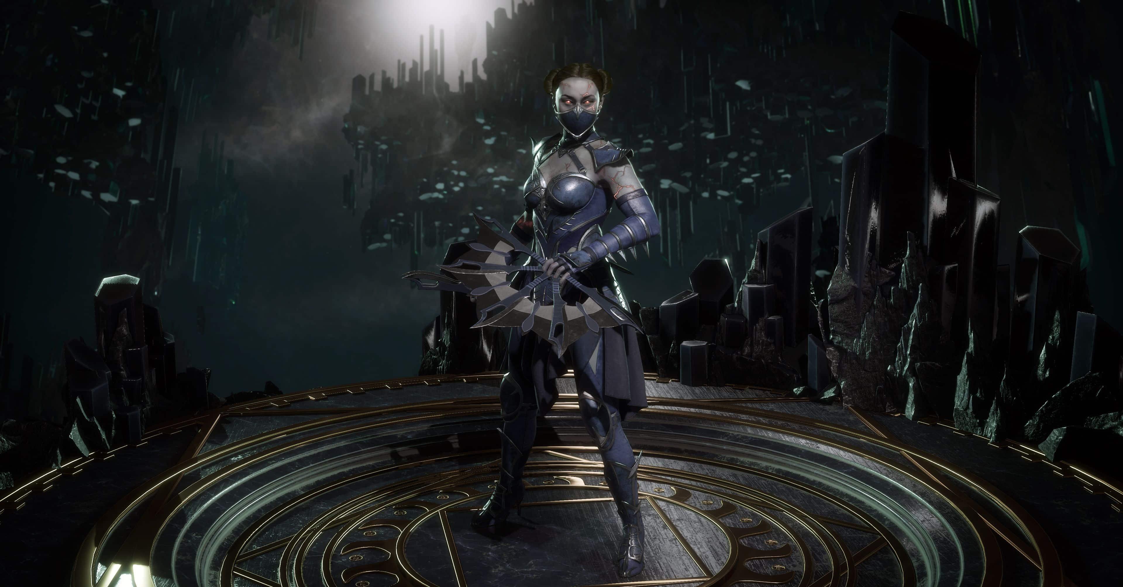 Mortal Kombat 11 - Kitana - Move List, Combos, Fatalities