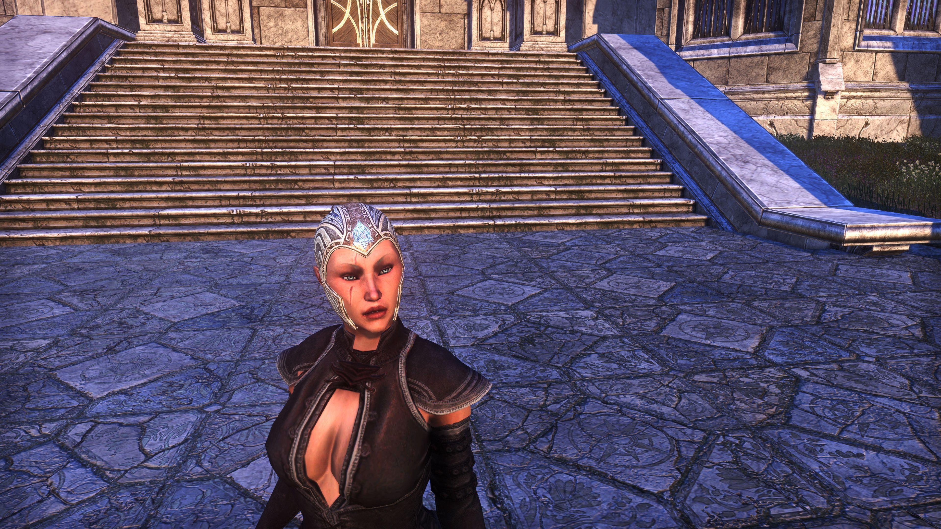 Muttonchop Skullcap (Appearance > Hats), Psijic Vault Crate, The Elder Scrolls Online