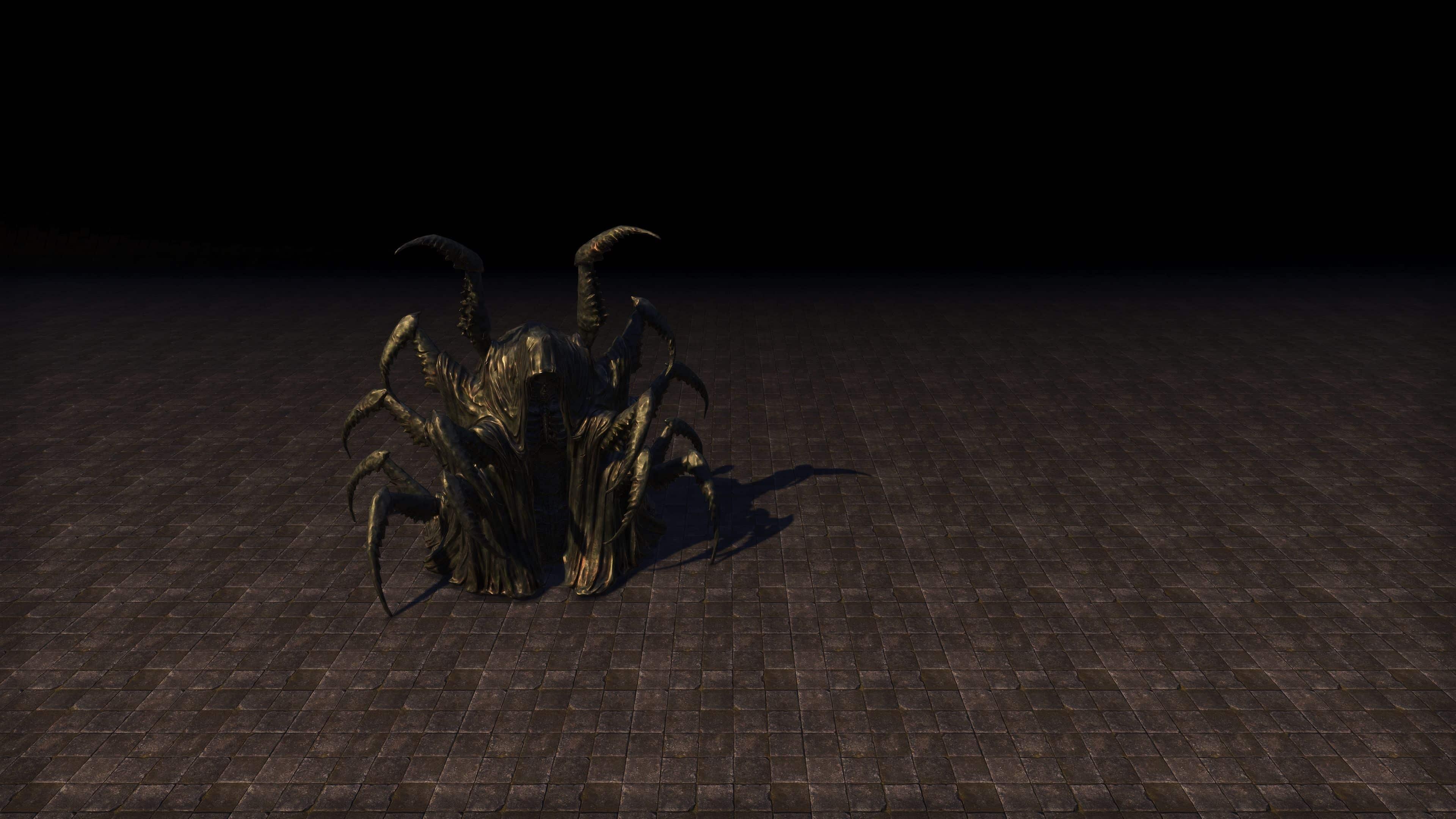 Namira, Mistress of Decay (Furniture > Courtyard > Statues), Psijic Vault Crate, The Elder Scrolls Online