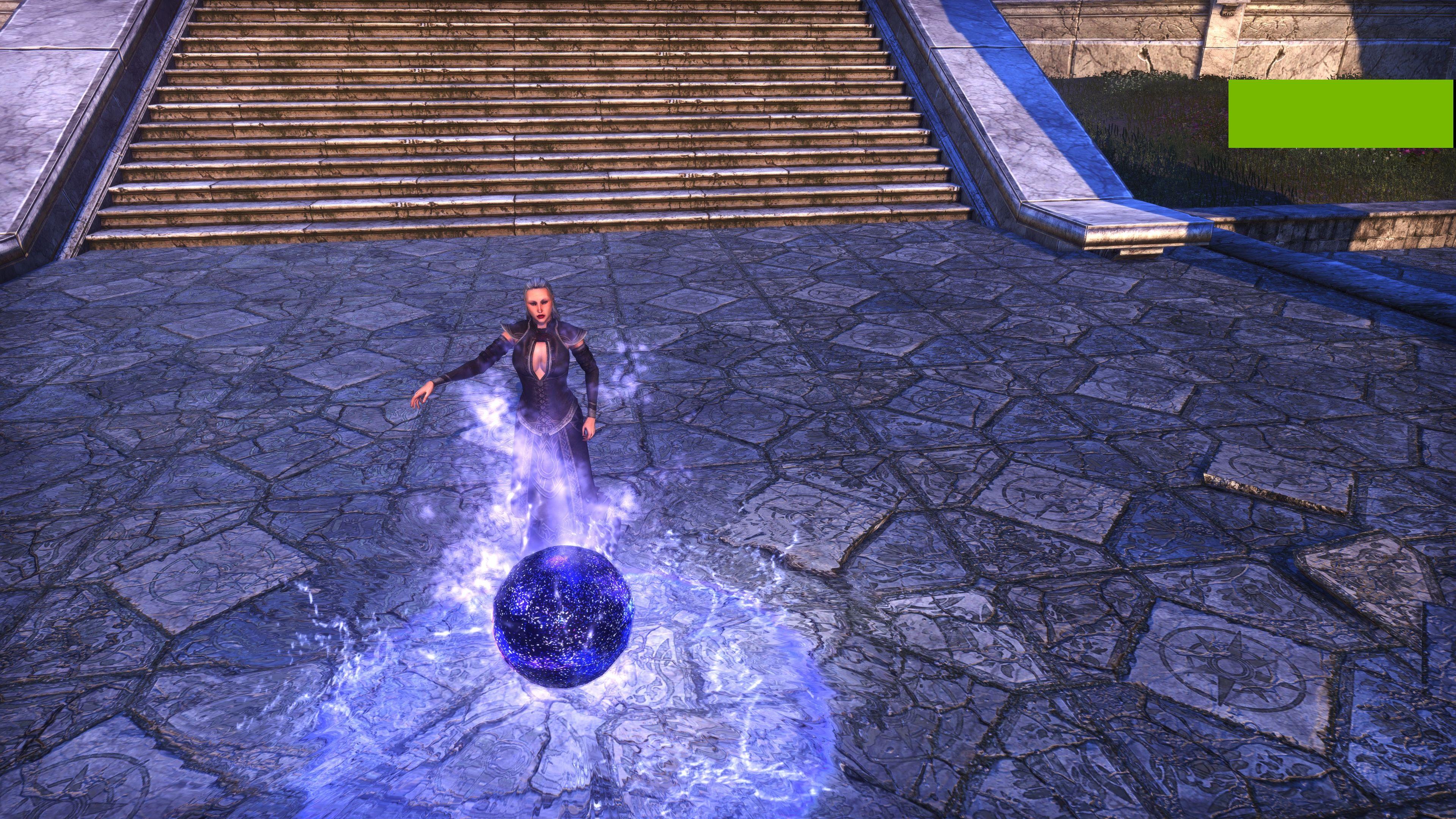 Psijic Celestial Orb (Memento), Psijic Vault Crate, The Elder Scrolls Online