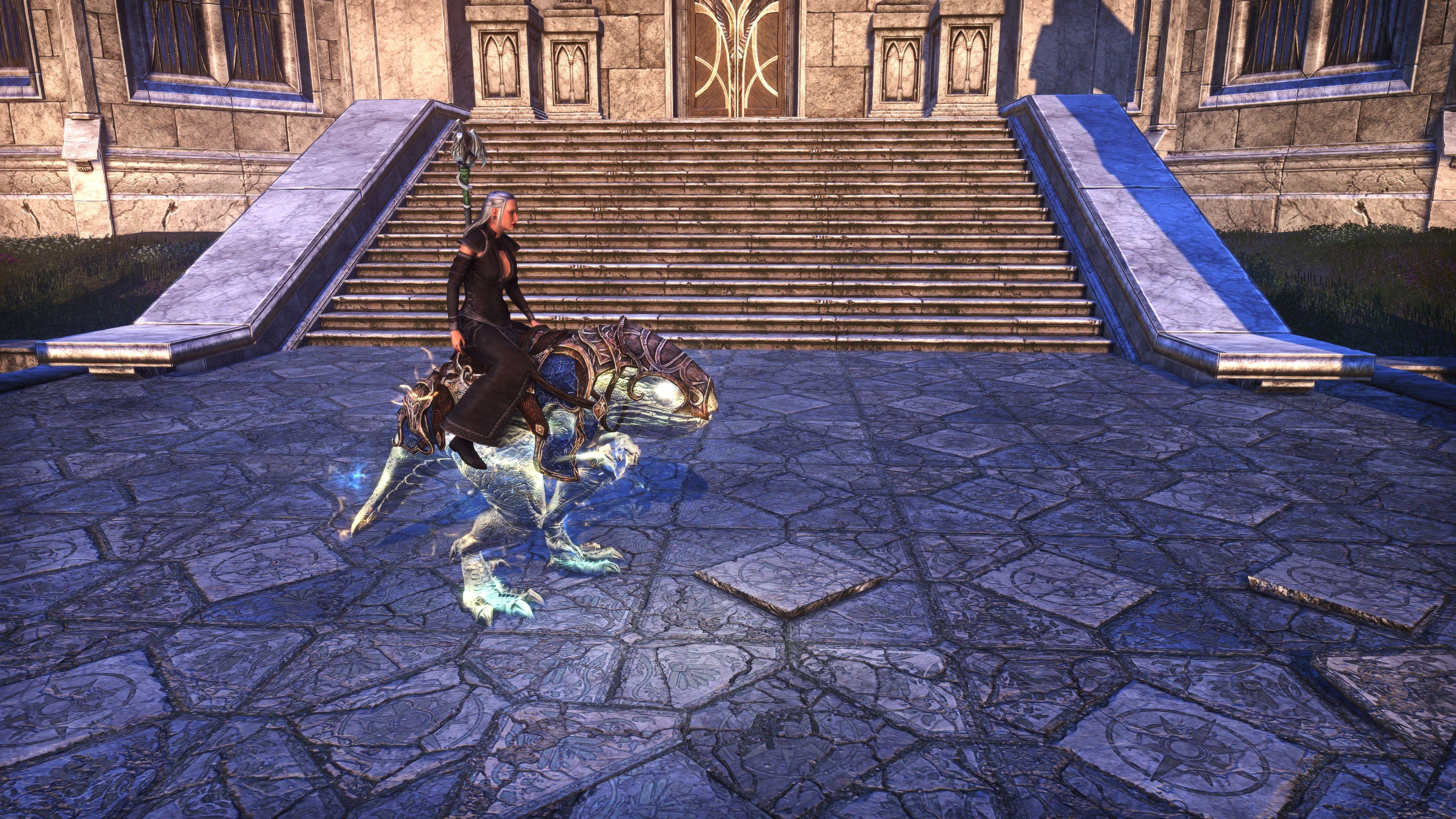 """Psijic Guar Exemplar """"Swampfoot"""" (Mount), Psijic Vault Crate, The Elder Scrolls Online"""