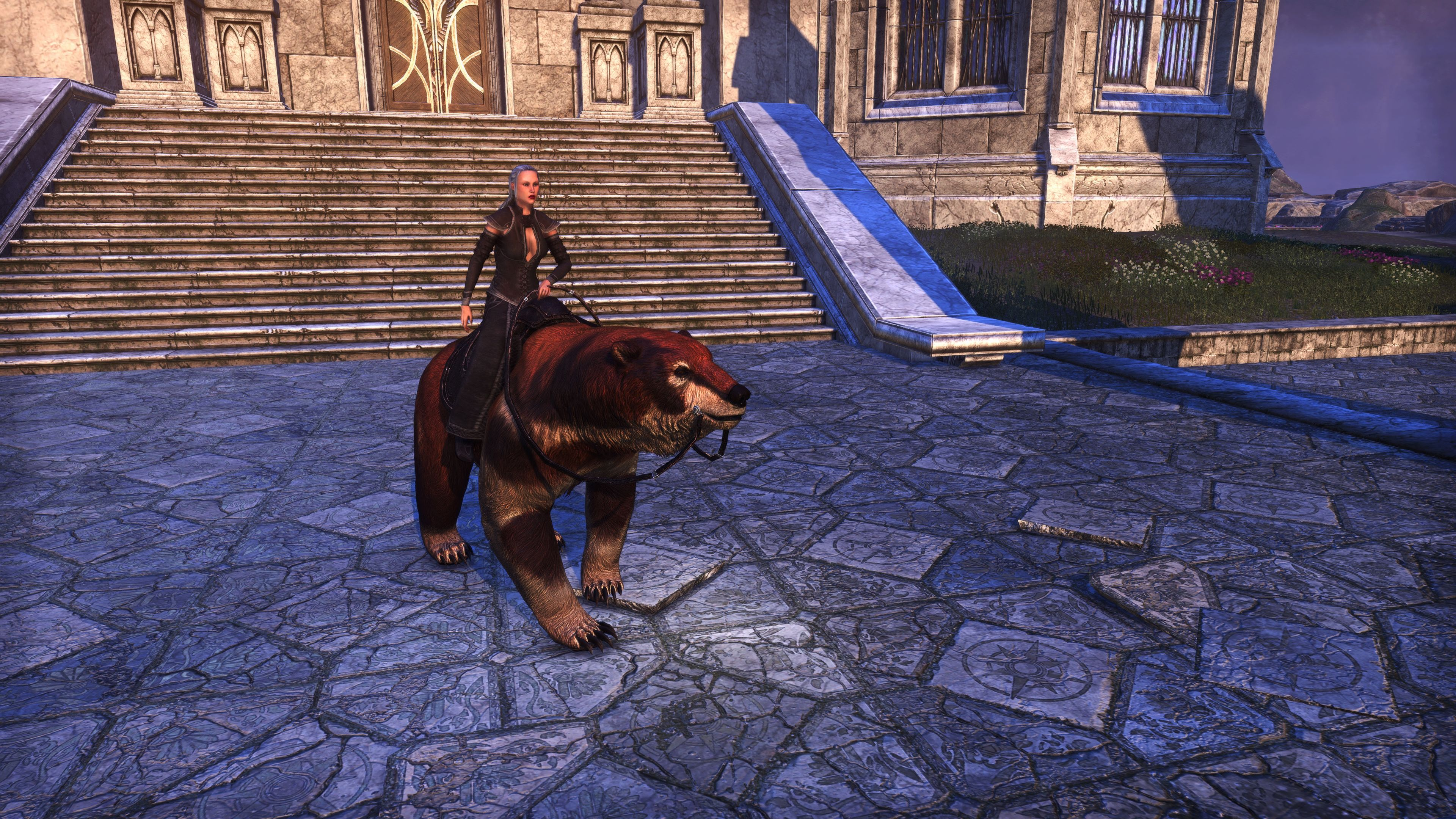 "Sweetroll Grizzly ""Pastry Paws"" (Mount), Psijic Vault Crate, The Elder Scrolls Online"