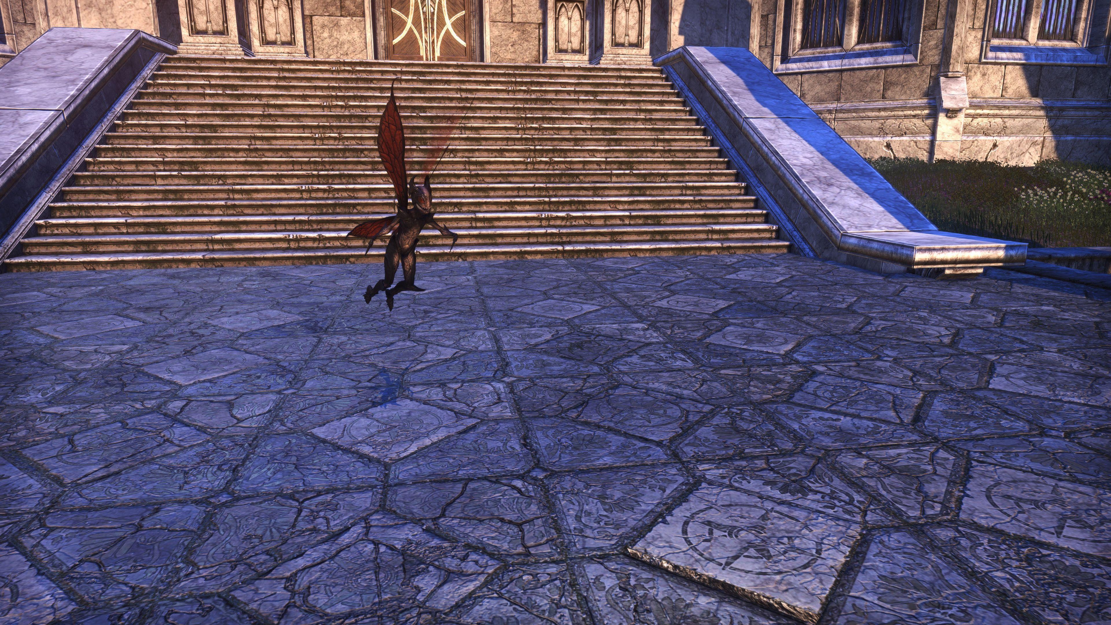 Sylvan Nixad (Non-Combat Pet), Psijic Vault Crate, The Elder Scrolls Online
