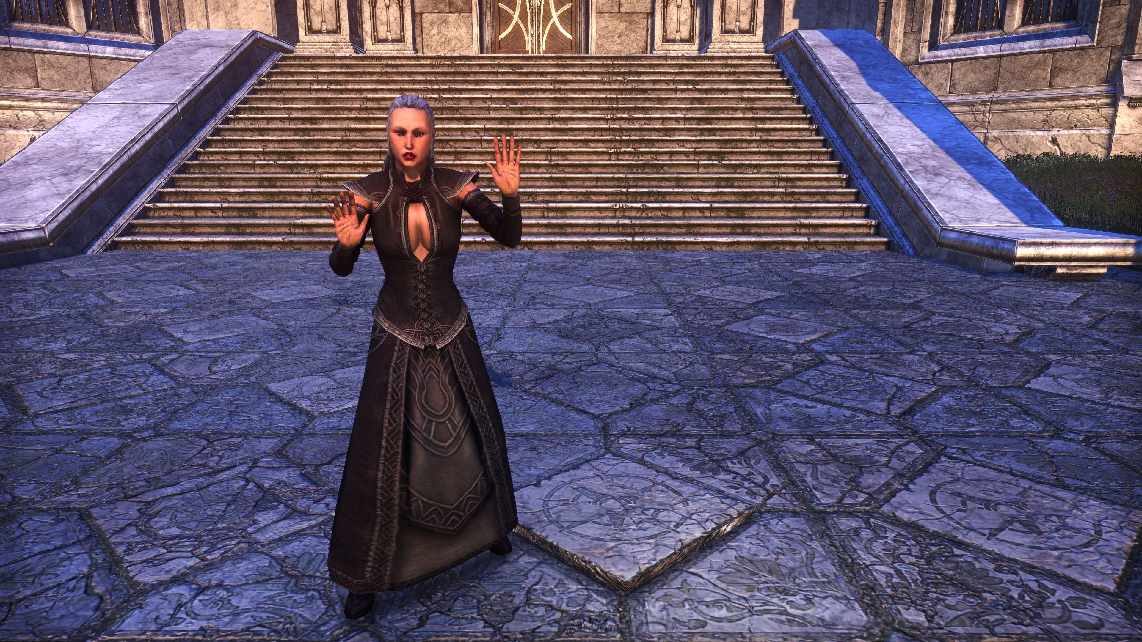 Wall Pantomime (Emote), Psijic Vault Crate, The Elder Scrolls Online