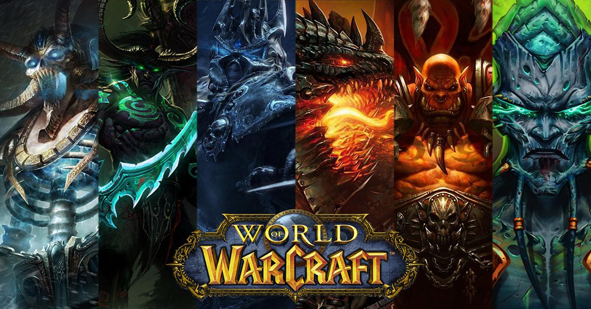 World Of Warcraft All Races Racial Traits Lore What To Play