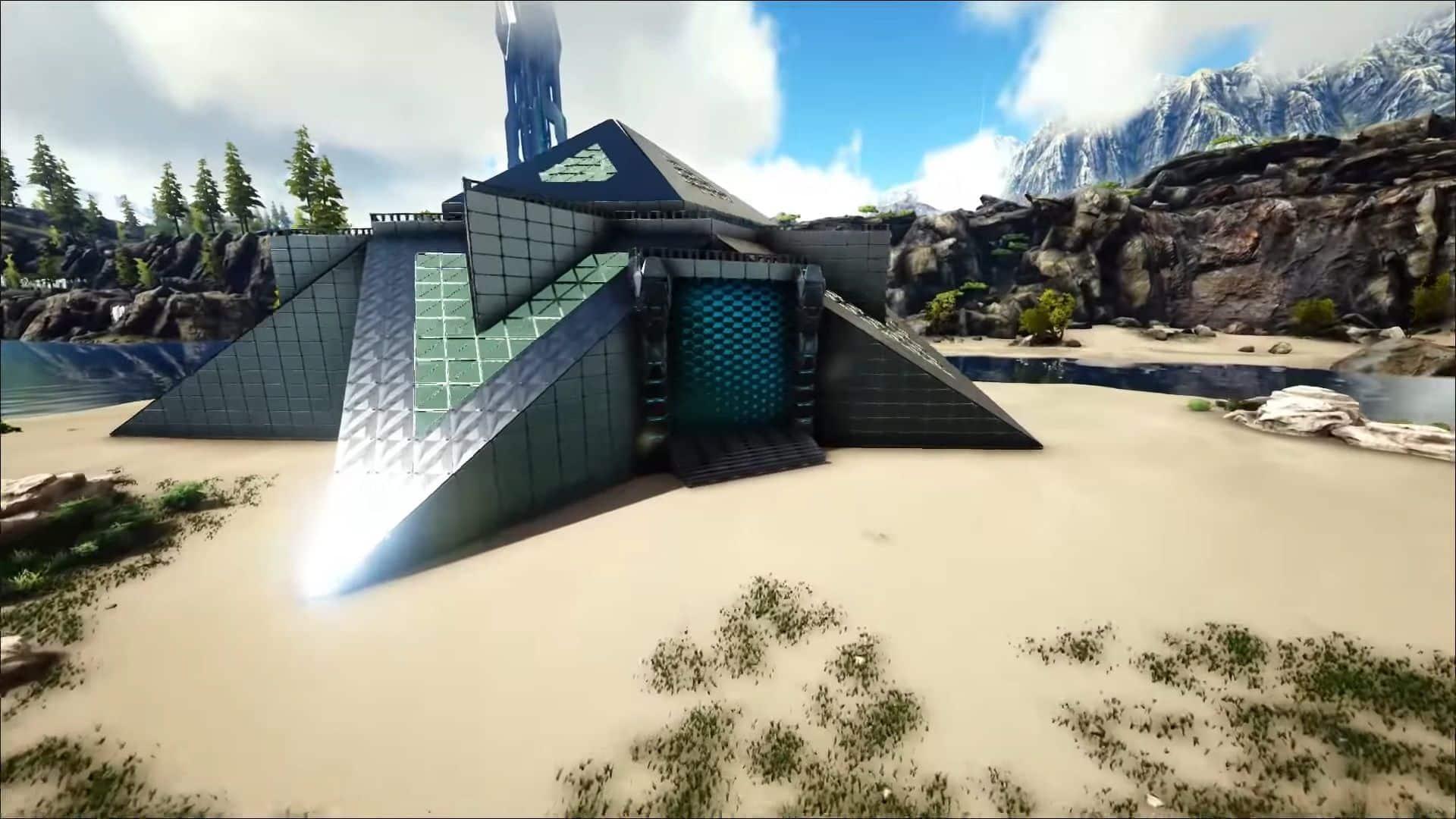 ARK: Survival Evolved - The 10 Best Base Builds / Designs