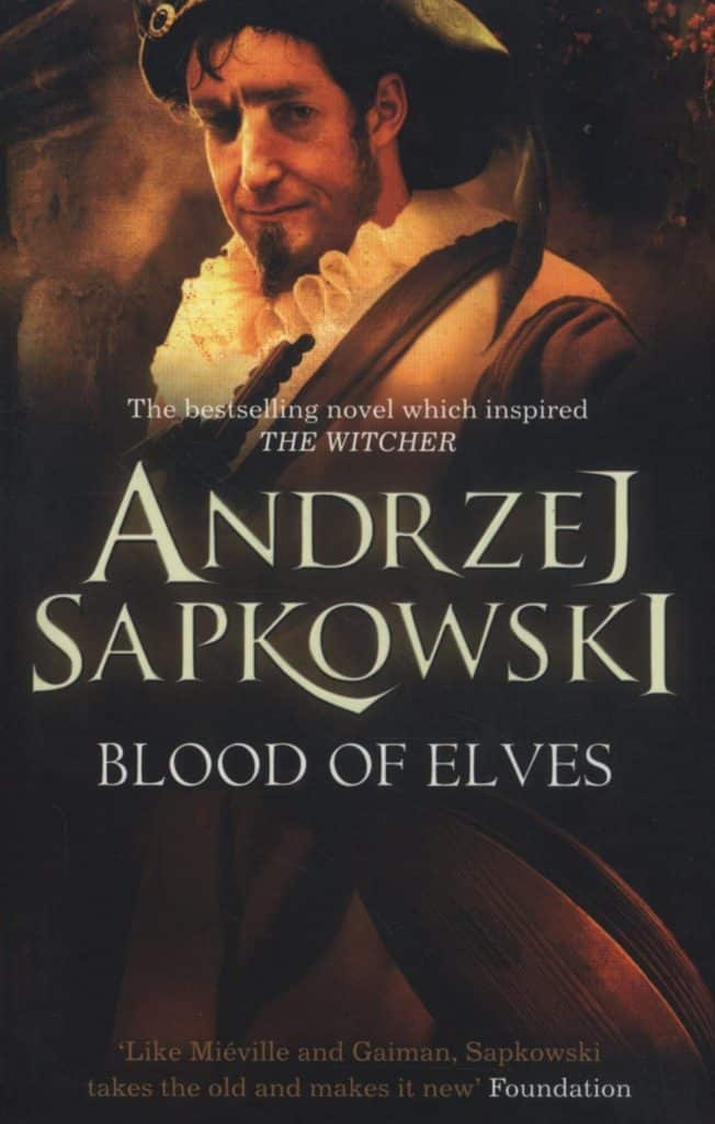 Andrzej Sapkowski, Blood of Elves