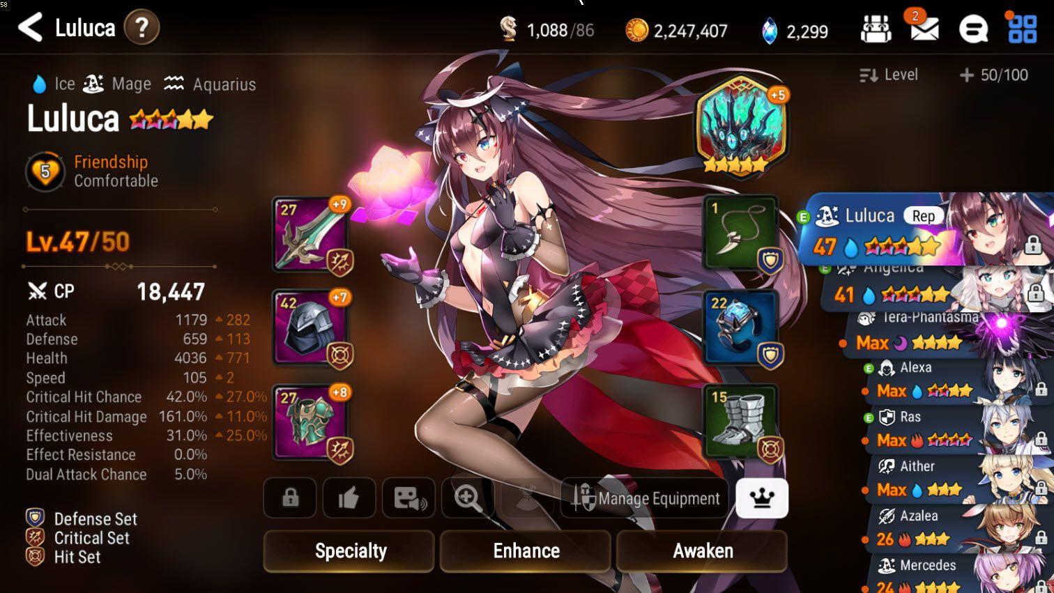 Best Of - Top 13 Hero Collector RPG / Gacha Games on iOS