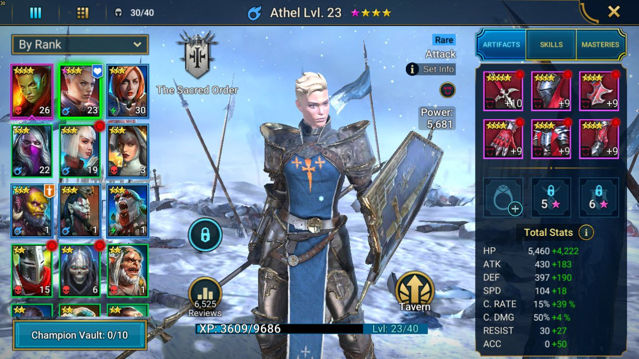 The 13 Best Gacha Games / Hero Collector RPGs on iOS & Android (2020)