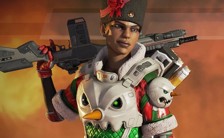 Bangalore, Stay Frosty, Apex Legends