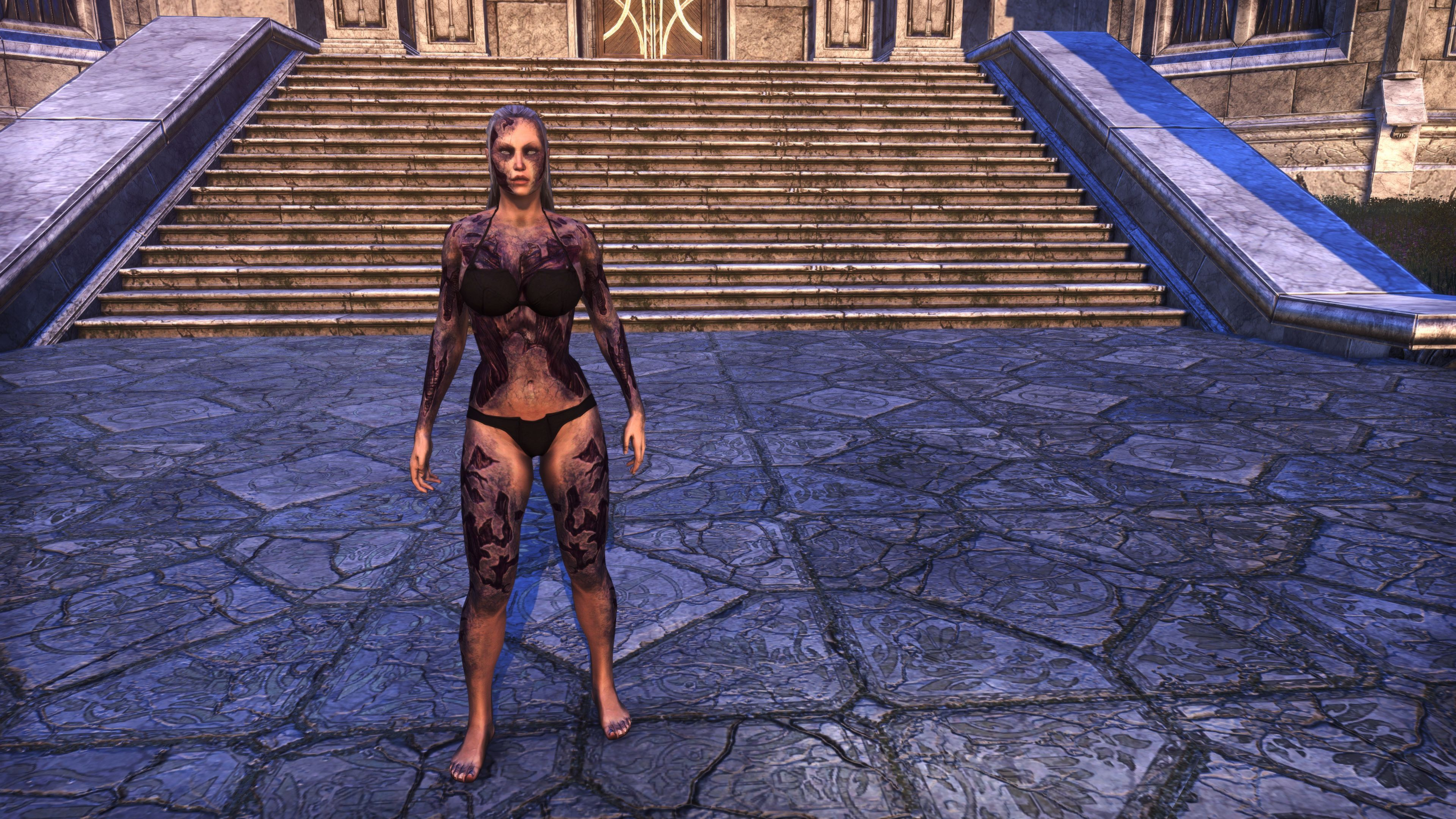 Decayed Zombie (Skin), Hollowjack Crown Crate, The Elder Scrolls Online