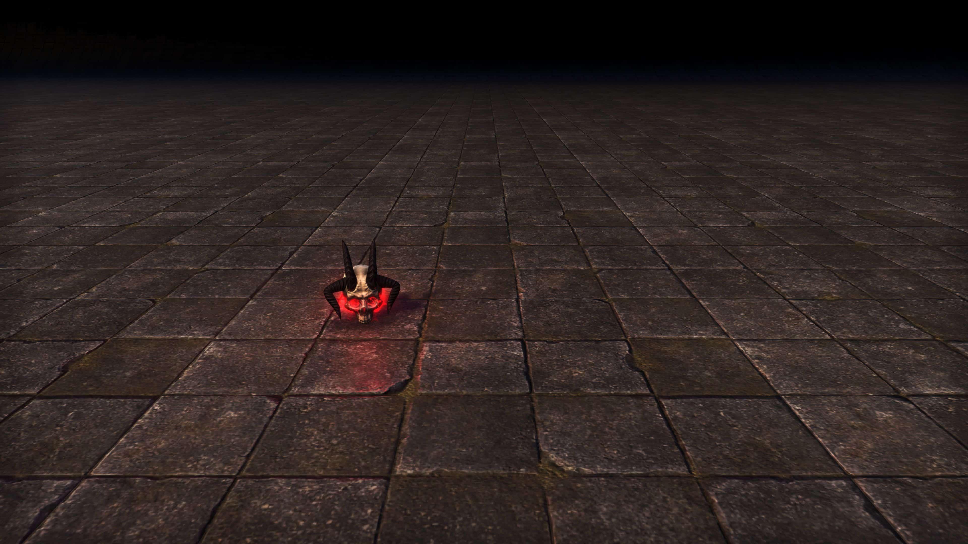 Decorative Hollowjack Daedra-Skull (Furniture > Lighting > Enchanted Lights), Hollowjack Crown Crate, The Elder Scrolls Online