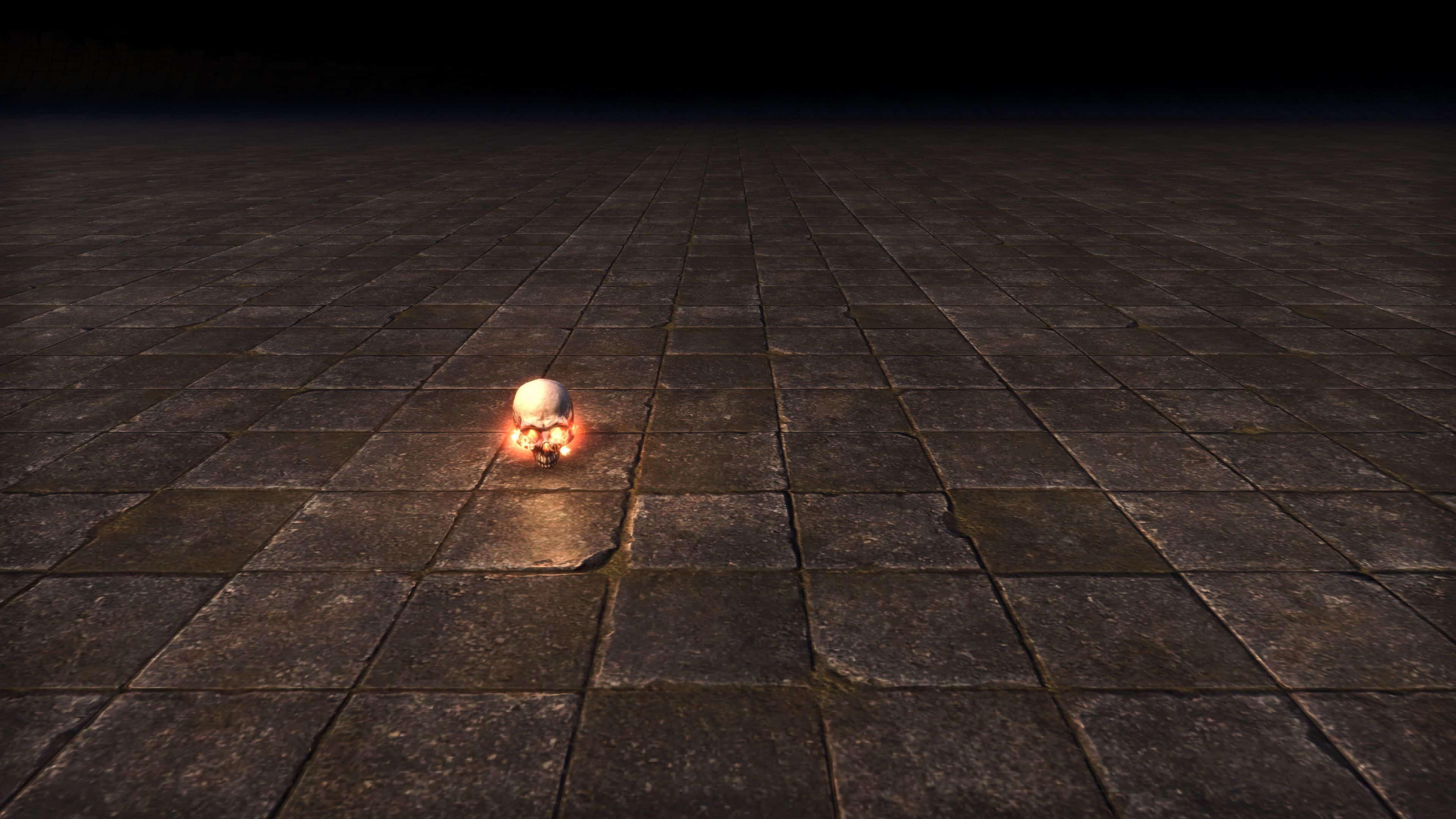 Decorative Hollowjack Flame-Skull (Furniture > Lighting > Enchanted Lights), Hollowjack Crown Crate, The Elder Scrolls Online