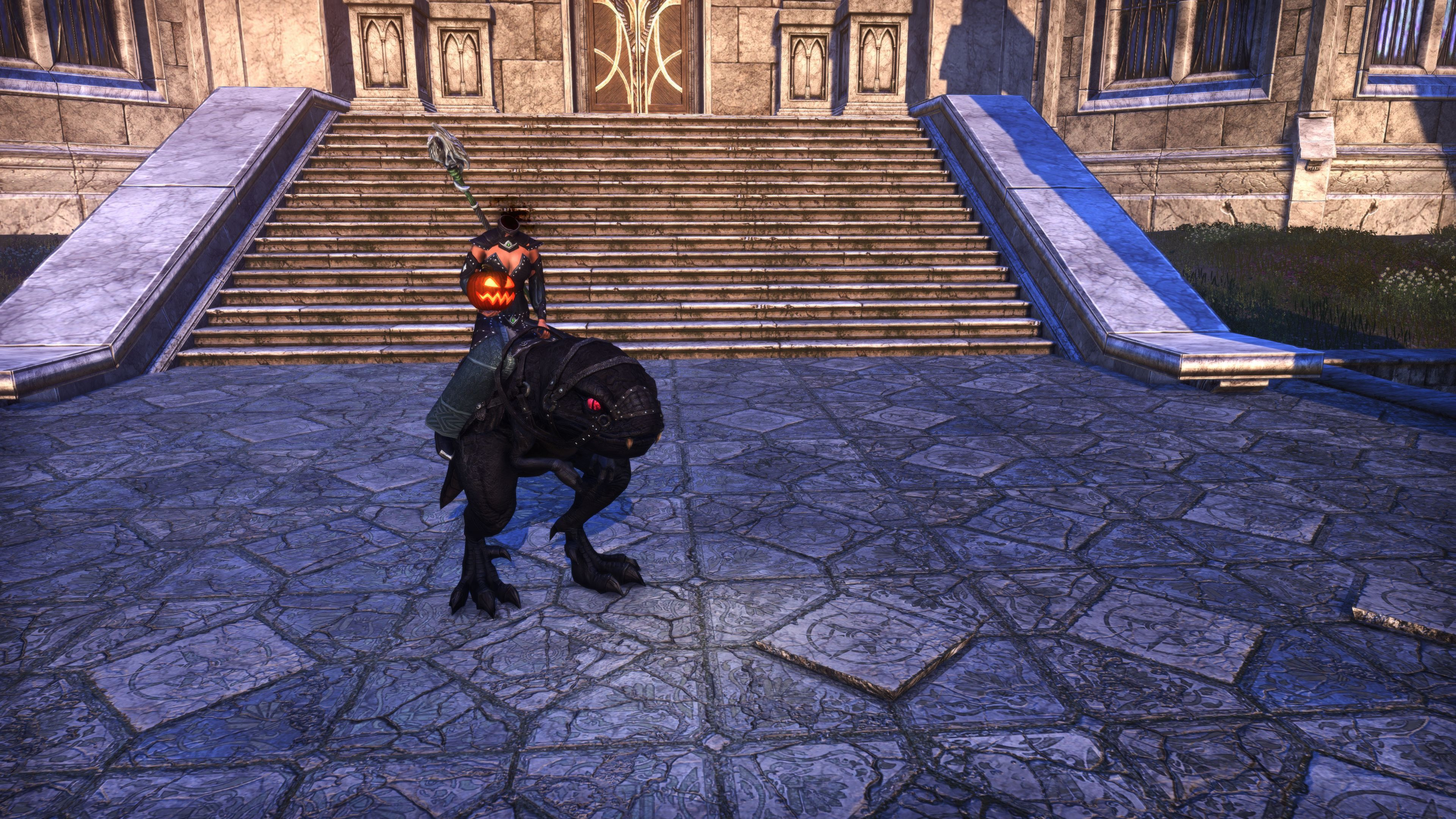 "Hollowjack Rider Guar ""Scaryscales"" (Mount), Hollowjack Crown Crate, The Elder Scrolls Online"