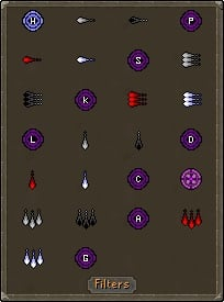 Ancient Spellbook, Old School Runescape