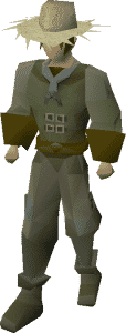 Farming Outfit, Old School Runescape