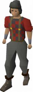 Lumberjack Outfit, Old School Runescape