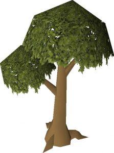 Normal Tree, Old School Runescape