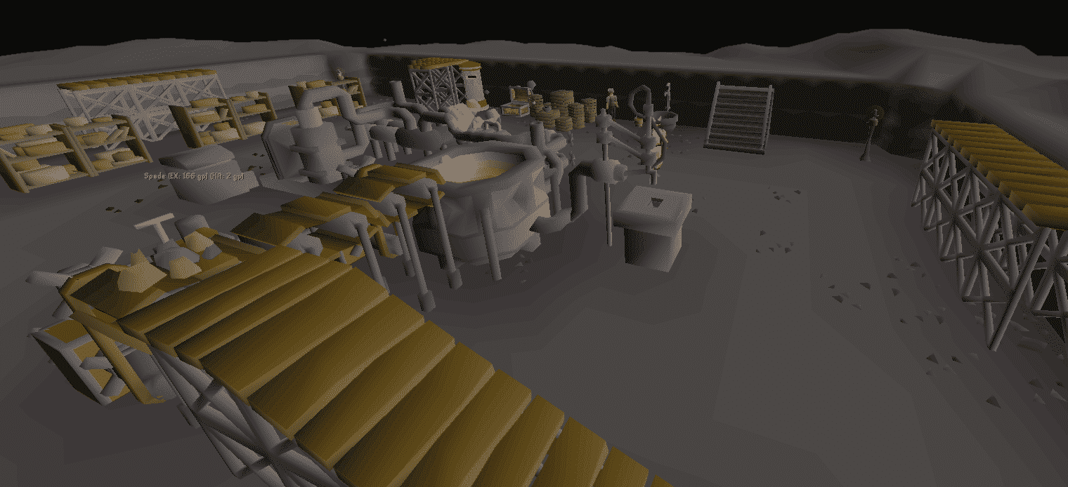 Blast Furnace Smithing, Old School Runescape