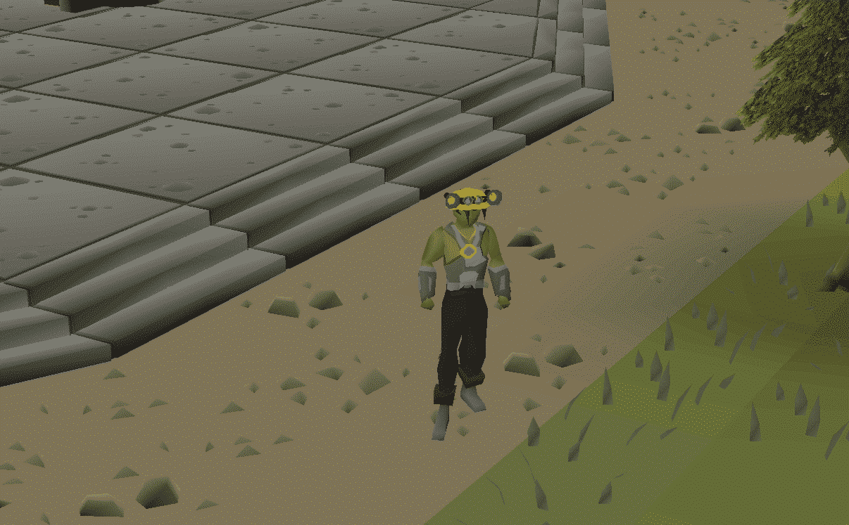 Important Items For Mining, Old School Runescape