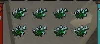 Spinning Flax Inventory, Old School Runescape