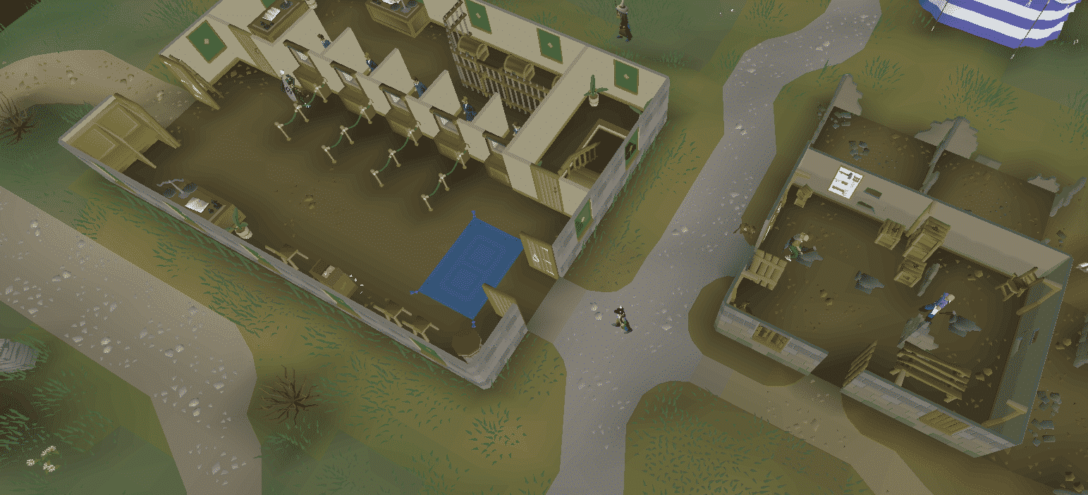 Western Varrock Anvil, Old School Runescape
