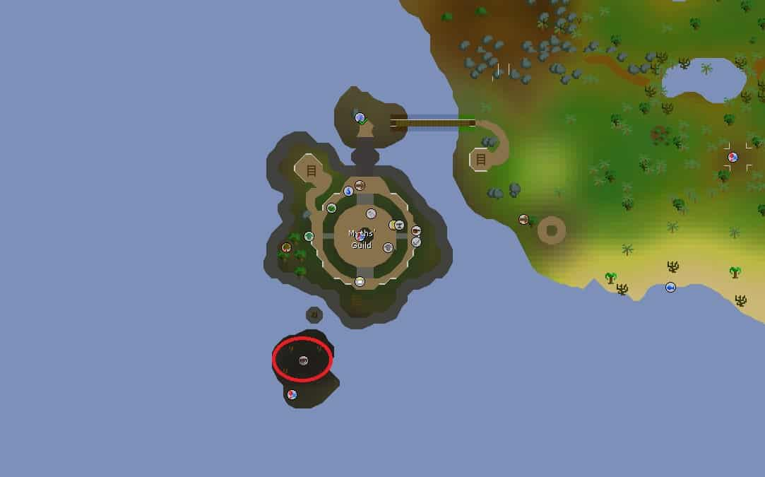Wrath Altar Location, Old School Runescape