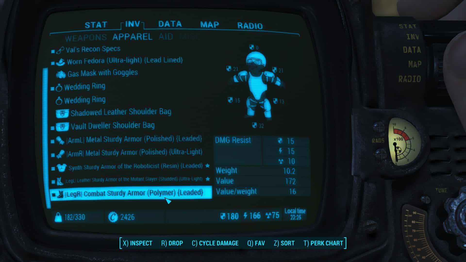 Fallout 4 1.10 64 update mod